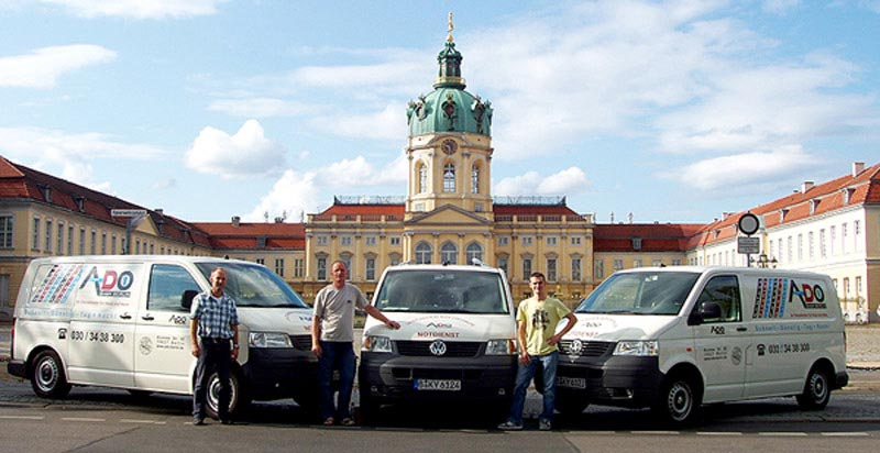 Your reliable locksmith in Berlin - Ado GmbH